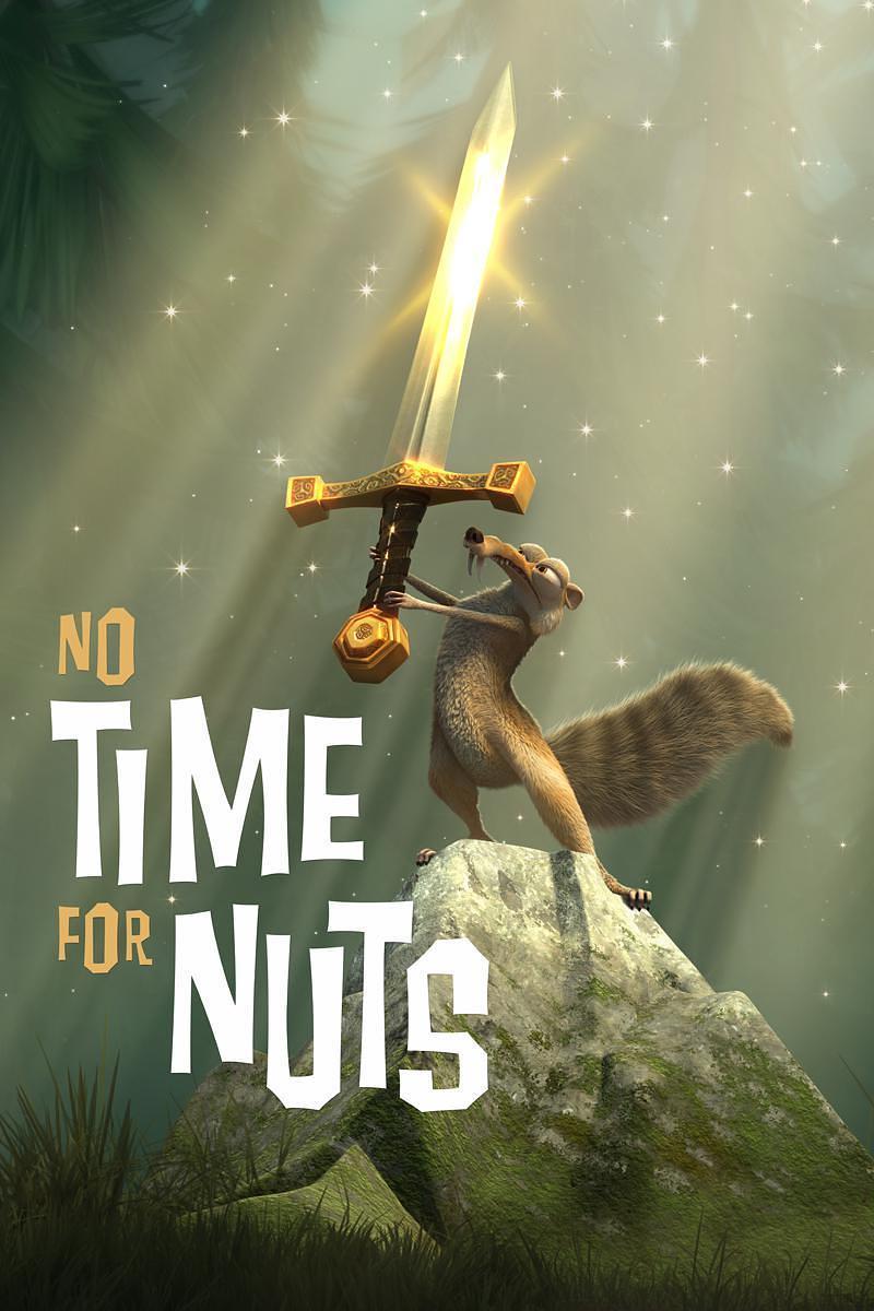 松鼠,坚果和时间机器