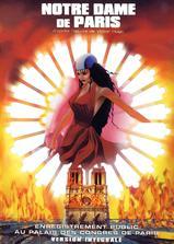 巴黎圣母院海报