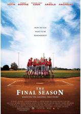 最后的球季海报