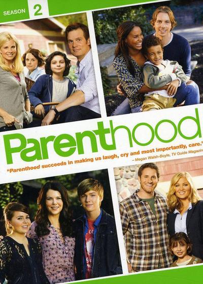 为人父母 第二季海报