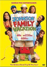 约翰逊一家的幸福之旅海报