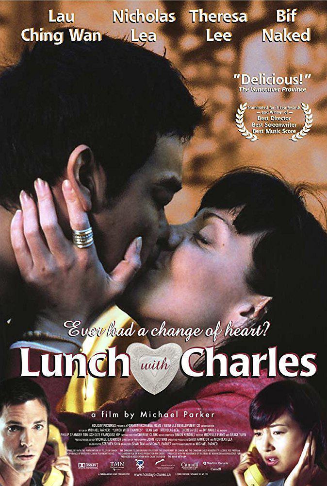与查理斯午餐