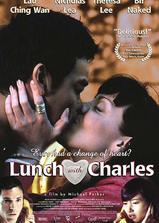与查理斯午餐海报