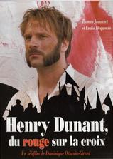亨利·杜南:十字上的红海报
