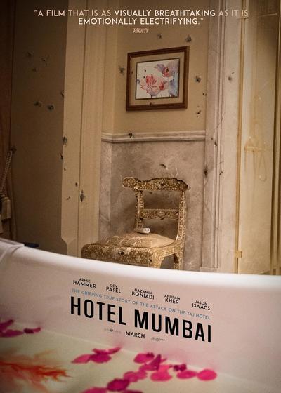 孟买酒店海报