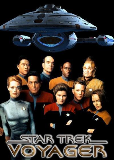 星际旅行:重返地球 第四季海报