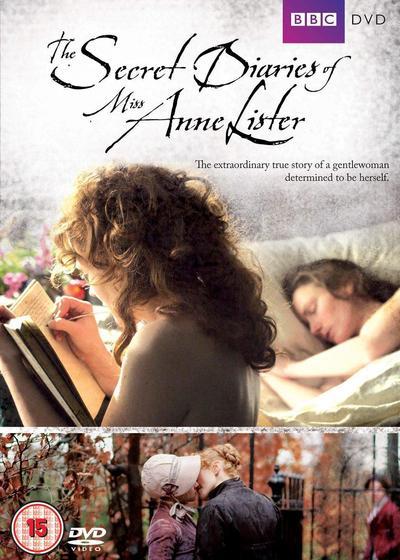 安妮·李斯特的秘密日记海报