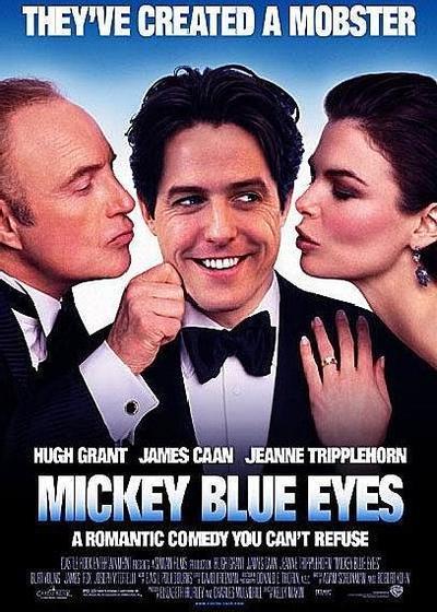 蓝眼睛米奇海报