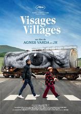 脸庞,村庄海报