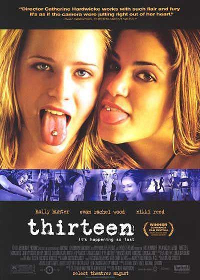十三岁海报