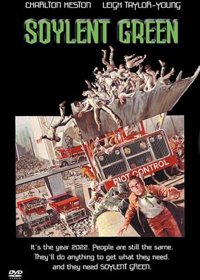 绿色食品海报