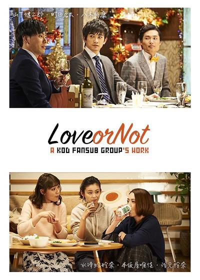 Love or Not海报