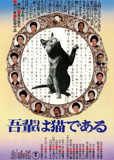 我是猫海报