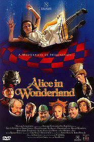 爱丽斯梦游仙境海报