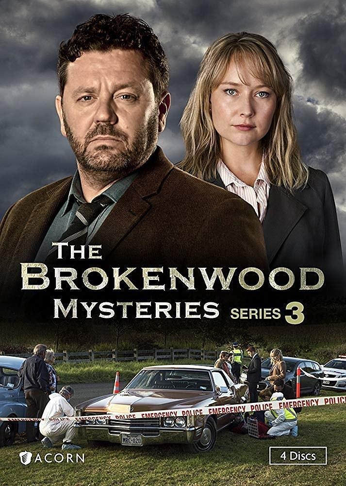 布罗肯伍德疑案 第三季
