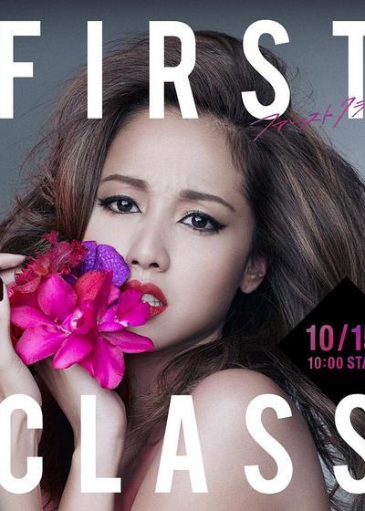 First Class 2海报