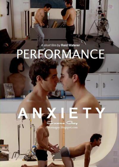 演出焦虑症海报