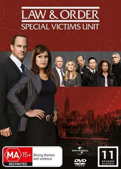 法律与秩序:特殊受害者 第十一季海报