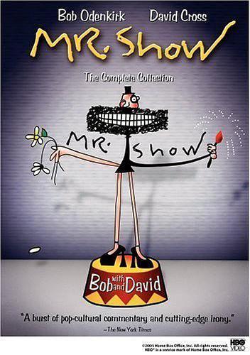 鲍勃大卫二人秀 第一季海报