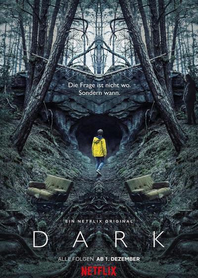 暗黑 第一季海报