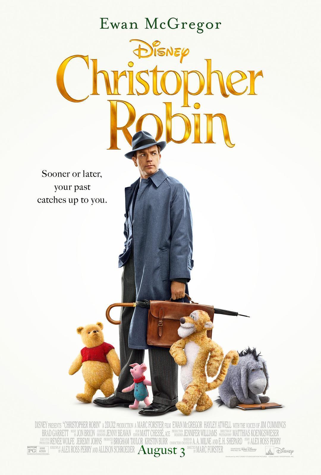 克里斯托弗·罗宾