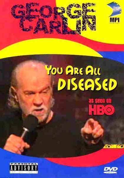 乔治·卡林:你们都有病