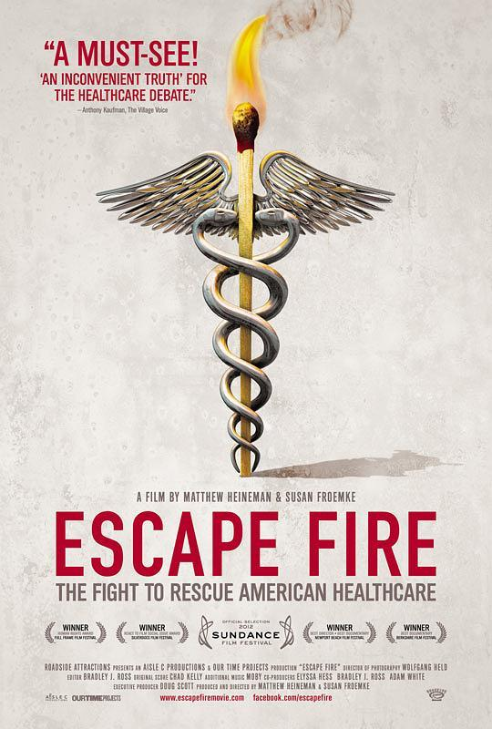 逃生:美国医疗救援之战
