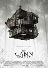 林中小屋海报