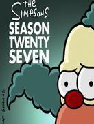 辛普森一家 第二十七季