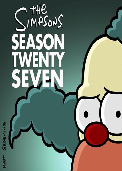 辛普森一家 第二十七季海报