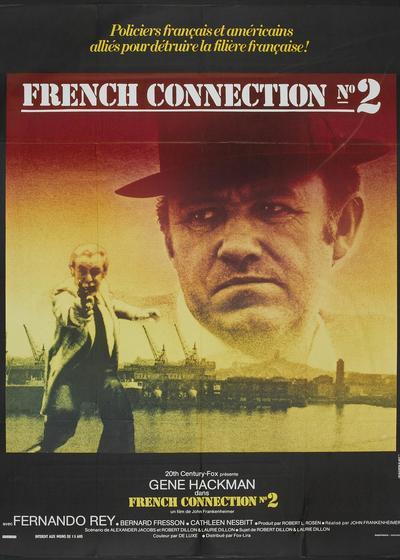 法国贩毒网2海报