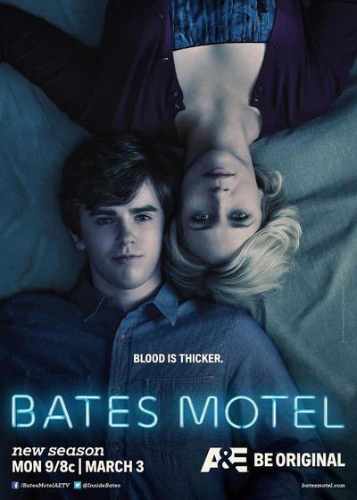 贝茨旅馆 第二季海报
