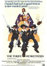 三个火枪手海报