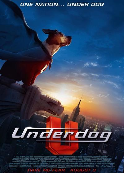 超狗任务海报