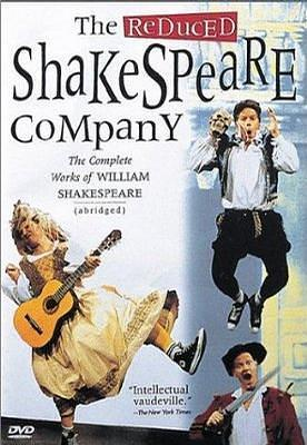 The Complete Works of William Shakespeare (Abridged)海报