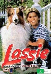 灵犬莱西 第一季海报