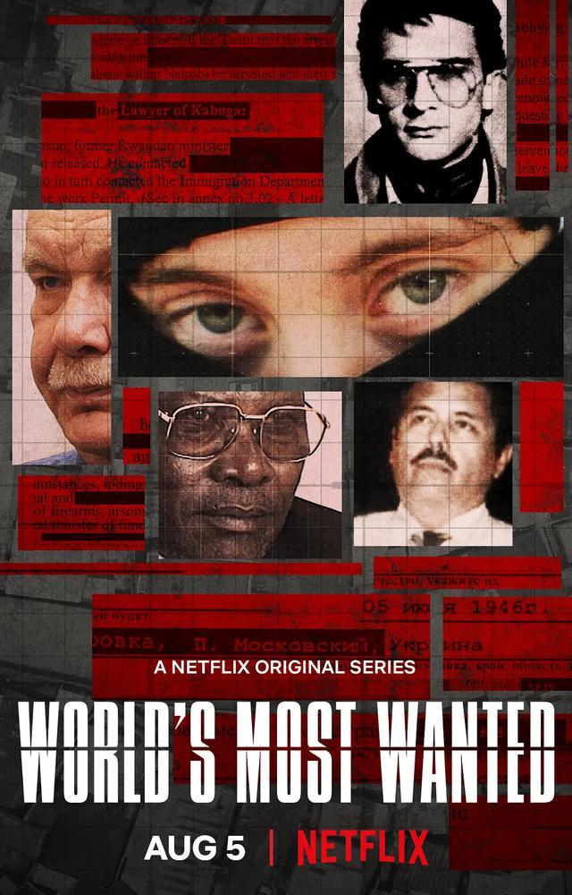 全世界最疯狂的5个通缉犯,这片太敢拍了!