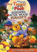 小熊维尼与跳跳虎百亩森林惊魂记海报