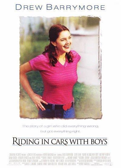 与男孩同车海报