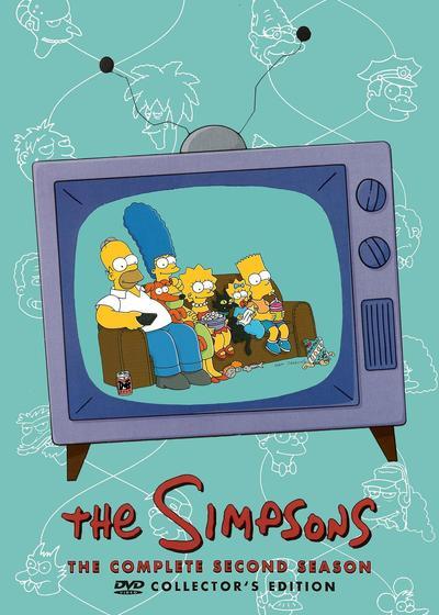 辛普森一家 第二季海报