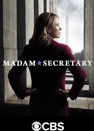 国务卿女士 第四季海报