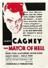 地狱市长海报