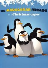 企鹅帮圣诞恶搞历险记海报