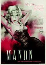 情妇玛侬海报
