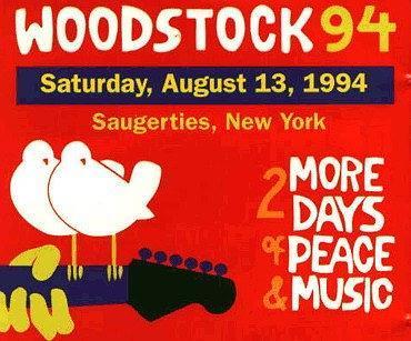 Woodstock '94海报