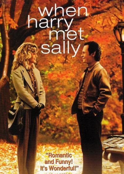 当哈利遇到莎莉海报