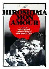 广岛之恋海报