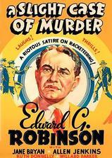 不起眼的谋杀案海报