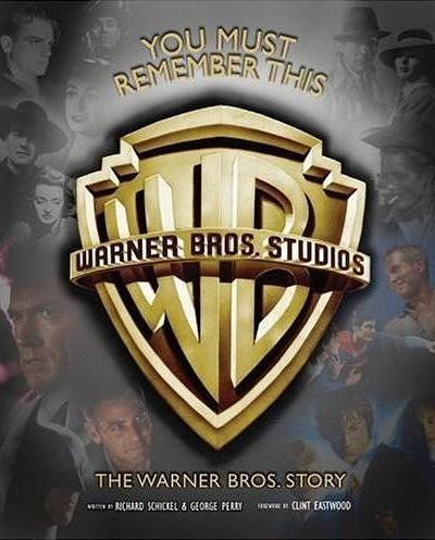 你一定还记得:华纳电影传奇海报