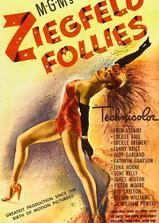 齐格菲歌舞团海报